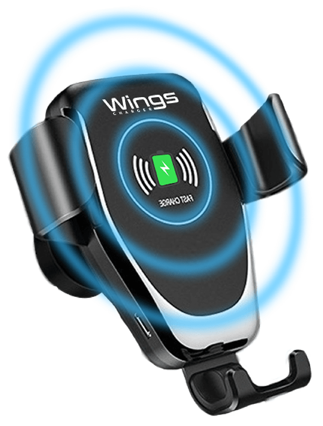 Wings Charger Cargador de auto Wings Mobile