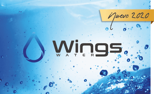 Wings-Water