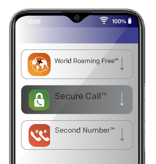 Wings Mobile Secure Call