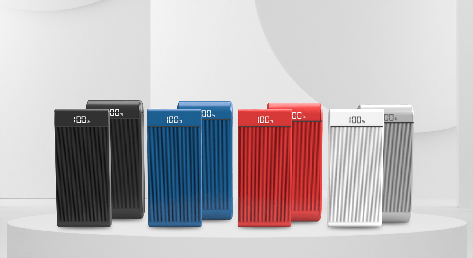 Wings Power bank colors