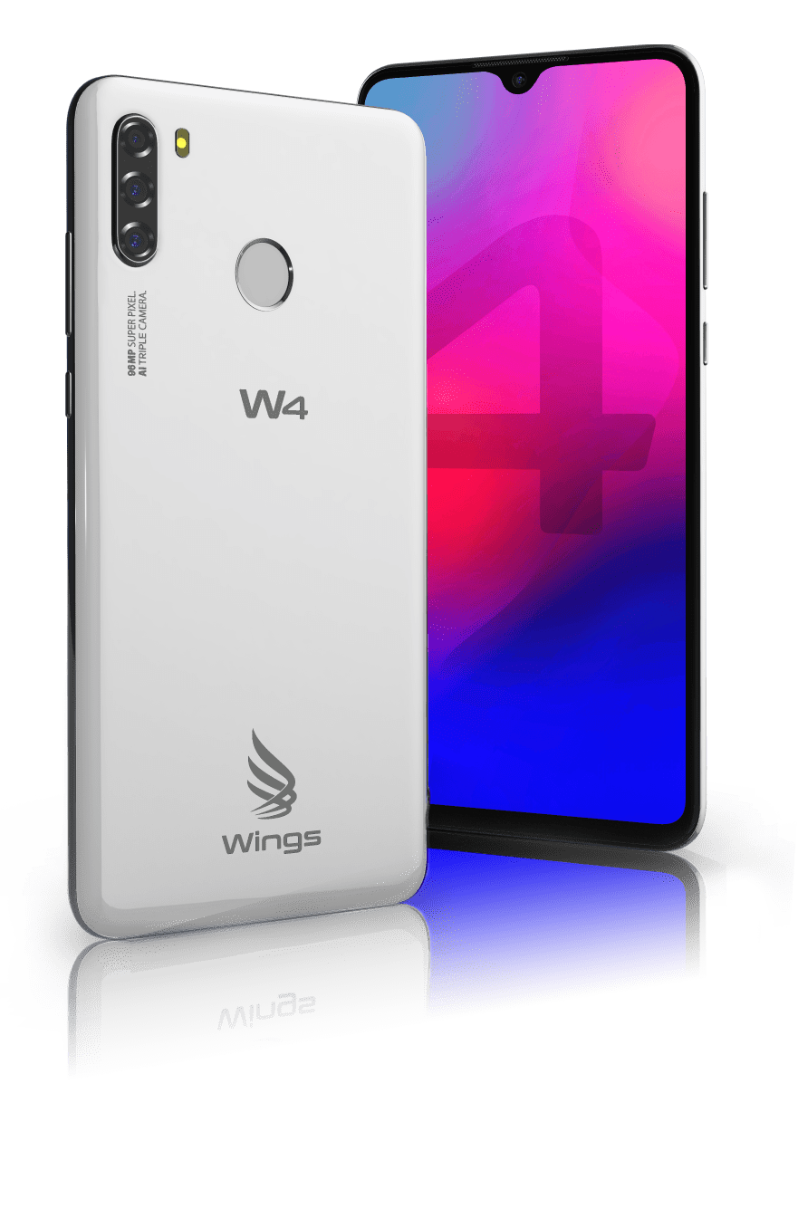 smartphone W4 Wings Mobile