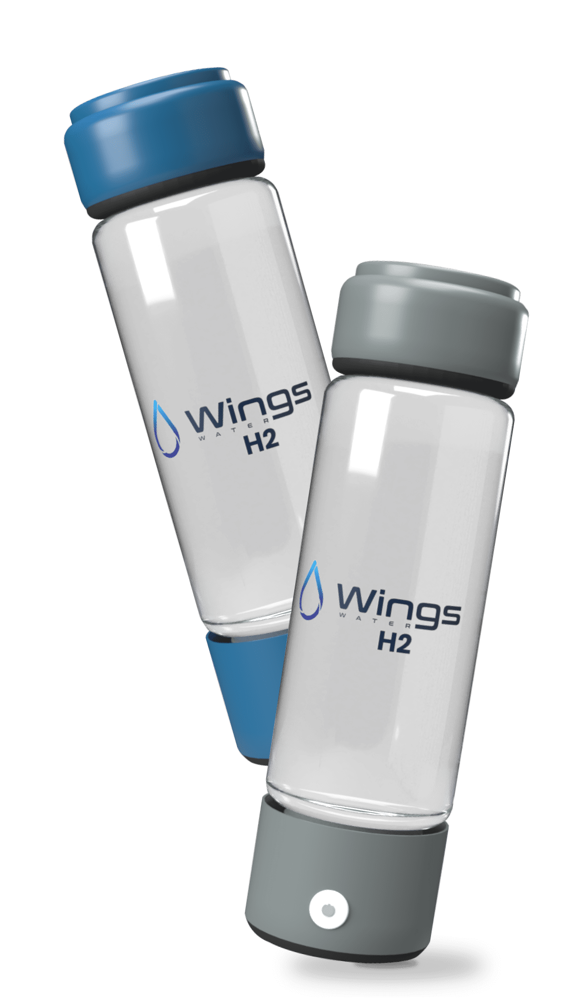 Wings Water H2 Botellas